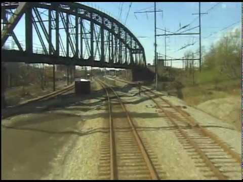 Thumbnail: 105 Mile Amtrak Cab Ride In 1998, Train 645
