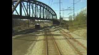 Amtrak Cab Ride Train 645