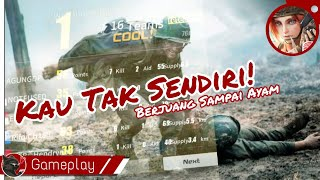 Teman - Rules of survival Mobile