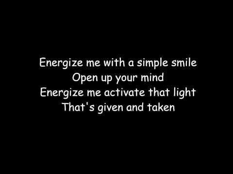 After Forever - Energize Me (lyrics)