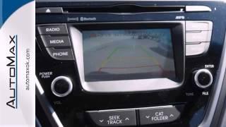 2014 Hyundai Elantra Oklahoma City OK Edmond, OK #Y11297