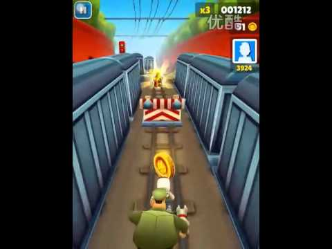 【9game】Subway Surfers playing review