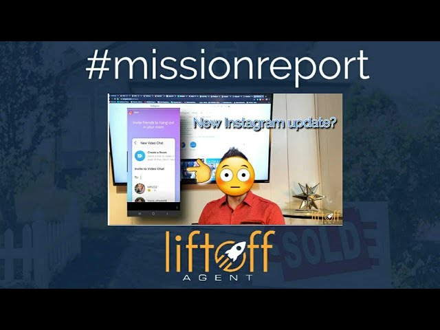 New Instagram update - How will you use it for your business?  #Missionreport