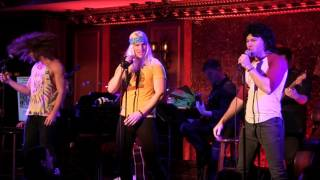 Todd Adamson sings at 54 Below