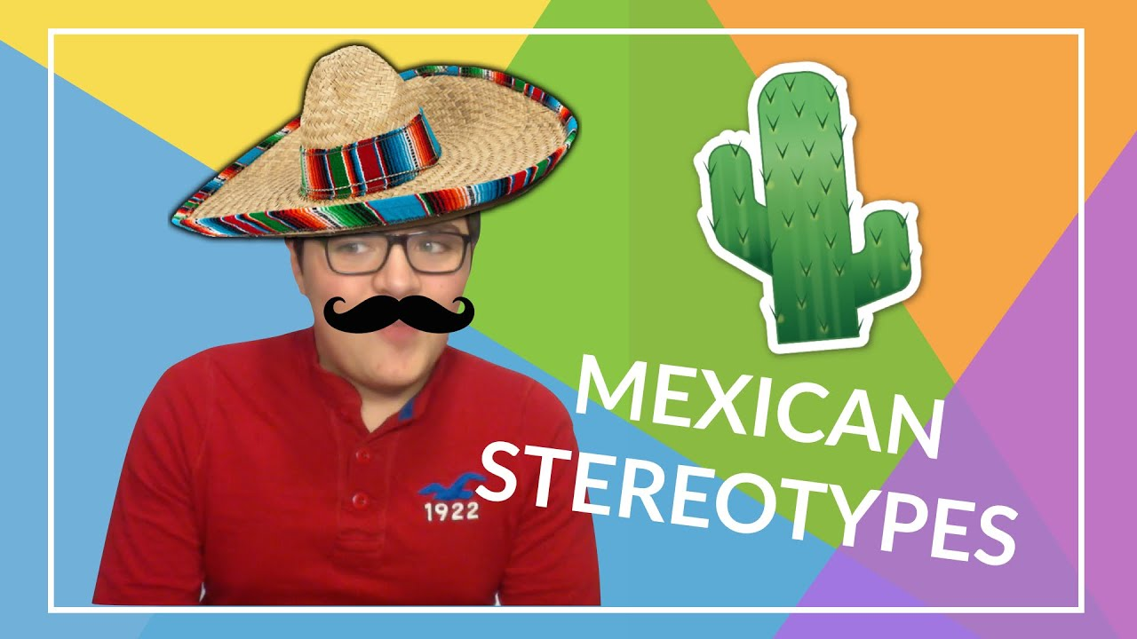 the stereotyping of mexicans and mexican americans Why have mexican-americans in the past and the use of the term chicano the mexicans immigrating to gave rise to additional stereotyping.