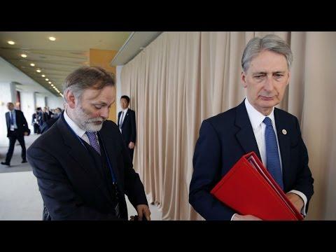 Tim Barrow, nouvel ambassadeur du Royaume-uni auprès de l