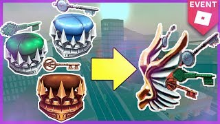 THESE 3 KEYS WILL GIVE YOU THESE BEAUTIFUL ALAS... Roblox Event RPO ? Wings similar to those of XONNEK