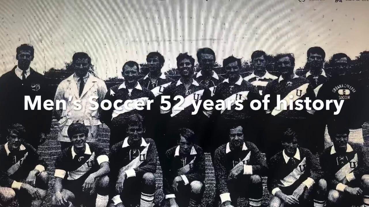 Urbana University Mens Soccer 1968-2020 - YouTube