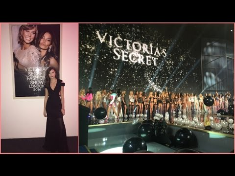 Victorias Secret Fashion Show  London 2014