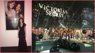 victoria s secret fashion show    london 2014