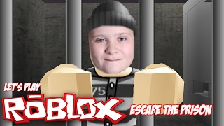 Roblox Escape The Prison! Let's play with Mini Matt Smith