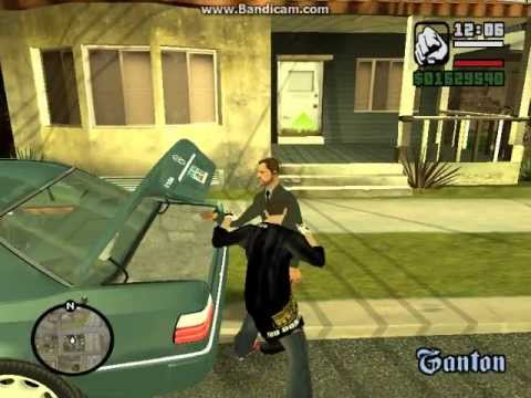 GTA San Andreas VIP Mod V3 GAMEPLAY