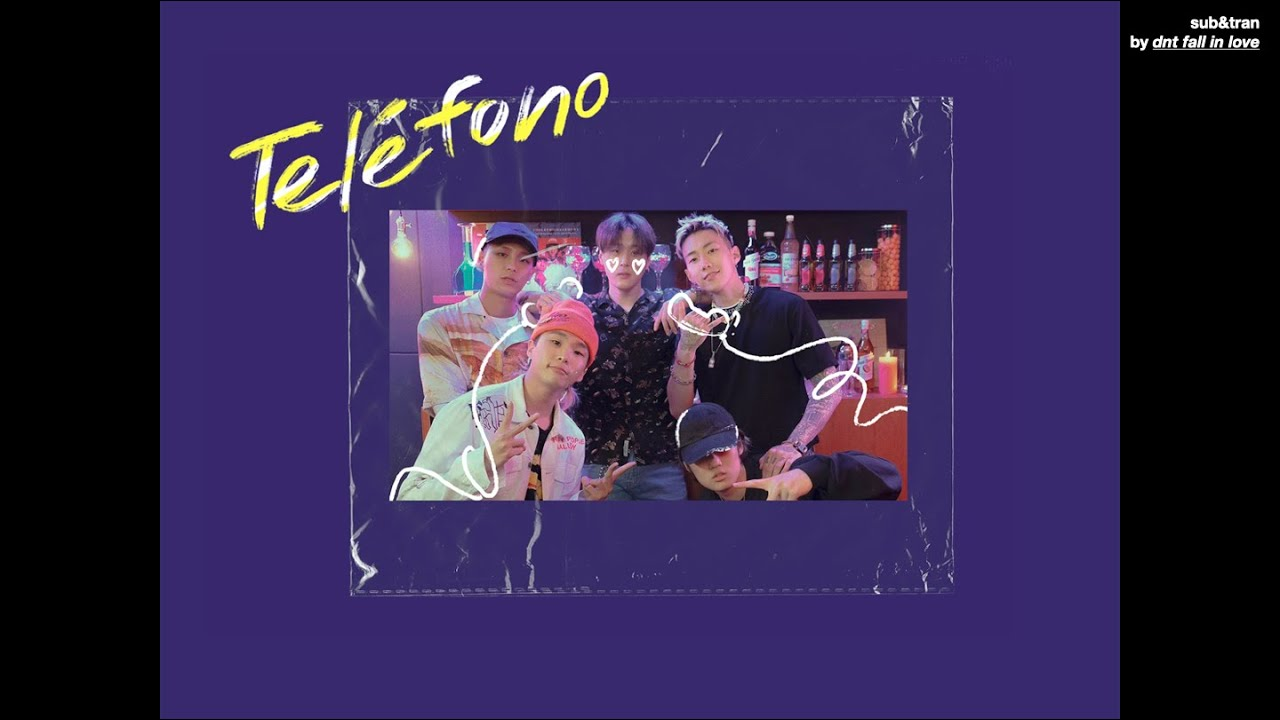 [THAISUB] pH-1 - TELÉFONO (feat. 김하온, Woodie Gochild, 박재범, 식케이) (prod. WOOGIE) แปลเพลง