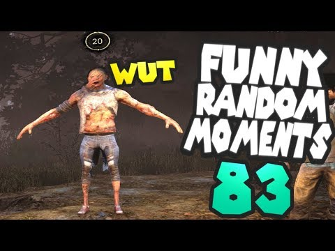 Dead by Daylight funny random moments montage 83