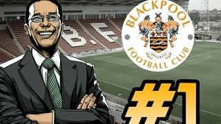 True Football 3 Blackpool's career #1