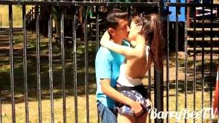 Kissing Prank - Kiss GONE WILD!!!