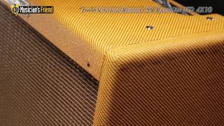 Fender Vintage Reissue '59 Bassman LTD 4X10 Guitar Combo Amp