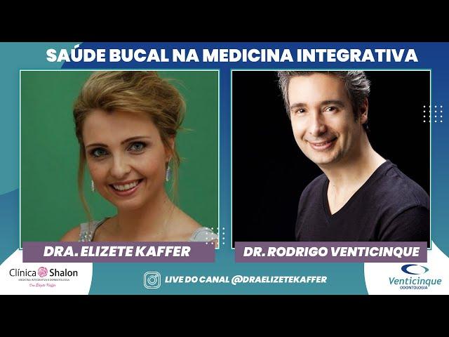 Live Dra. Elizete Kaffer e Dr. Rodrigo Venticinque