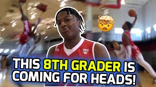 """Jamier We Gotta GO HOME!"" 8th Grader Jamier Jones SHUTS DOWN The Game With A NASTY POSTER! 🤮"