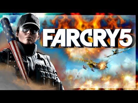 Operation: Michael Bay  Far Cry 5