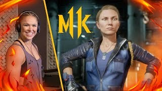 СОНЯ ПОСТАРЕЛА! СОНЯ БЛЕЙД МОРТАЛ КОМБАТ 11 / MORTAL KOMBAT 11 – OFFICIAL SONYA BLADE REVEAL TRAILER