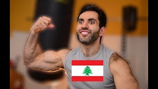 Lebanese Personal Trainer Shares Nutrition Secrets - Abu Znood 2 (Comedy)
