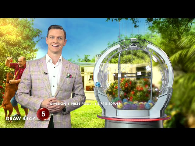 Saturday Lotto Results Draw 4147 | Saturday, 17 April 2021 | The Lott