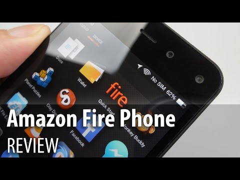 Amazon Fire Phone Review (Amazon Flagship Phone) - GSMDome.com