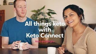 How Matt and Megha became interested in the keto diet