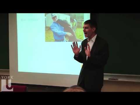 The Future of Retirement | Prof Thomas Klassen | Liberal Arts & Professional Studies | YorkU