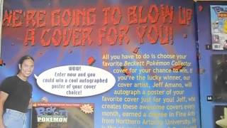Beckett Pokemon Collector magazine Sept 2000 (Anniversary edition)
