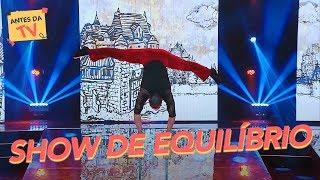 Willian Kreff: Show de Equilíbrio   Fábrica de Talentos   Estreia   Humor Multishow