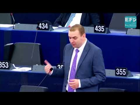 It is for Member States to decide on their own prison systems - Jonathan Arnott MEP