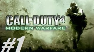 Call of Duty 4: Modern Warfare [Walkthrough] Mission 1 - F.N.G.