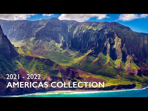 Luxury Gold 2021 Americas Collection