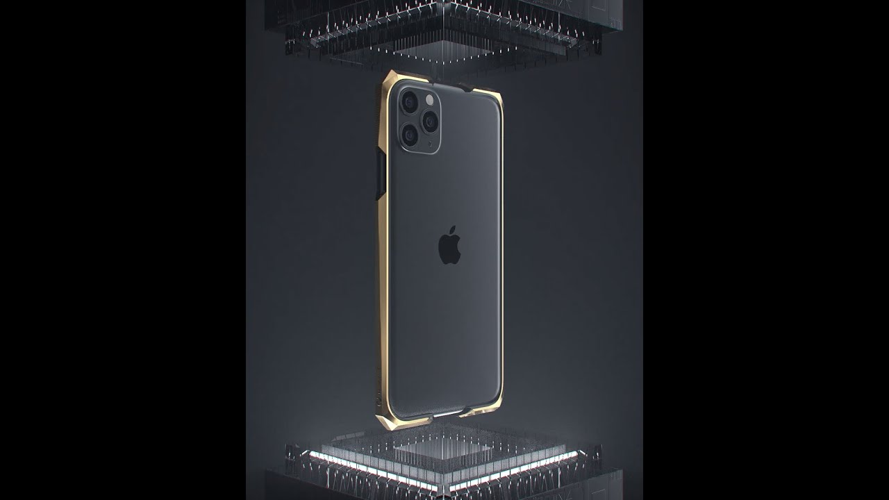 ADVENT® GOLD - Luxury Metal iPhone 11 Pro Cases