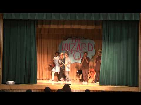 Sheiko Elementary School - Mrs. Winer's 4th Grade Play - The Wizard of Oz
