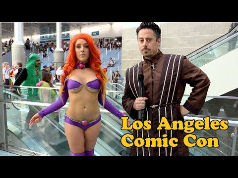 Los Angeles Comic Con Best Cosplay 2017 #ThatCosplayShow