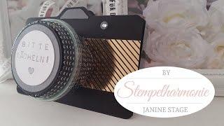 Kamera-Karte basteln | Stampin