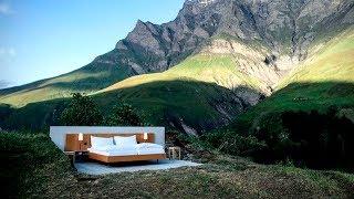 Самый лучший отель в Швейцарской деревне! Обзор отеля