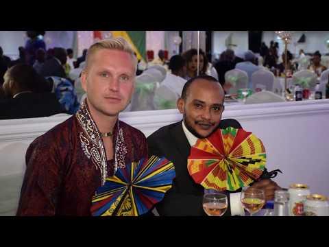 La Fête de L'indépendance du Congo Brazza a Londres 2017