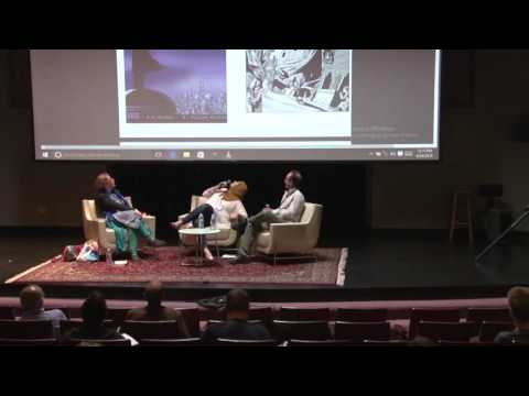 #JLFBoulder 2016: Graphic Novels: The Image and the Word