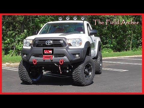 Toyota Tacoma 6 Inch Lift Youtube