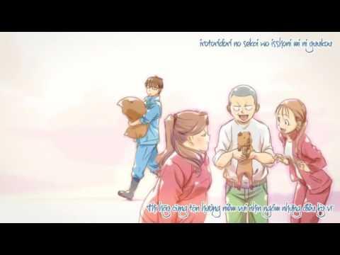 [VietSub] OST Silver spoon 2: Goose house - Oto no Naru Hou