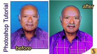 Skin Retouch & Color Editing  Photoshop Tutorial ss Desionars screenshot 4