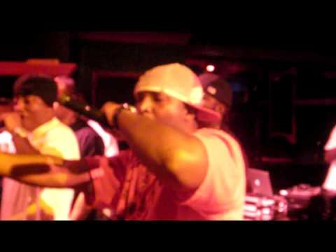 Cassidy, Bad Luck & Bamboo out Albany NY pt  2 NEW 2010