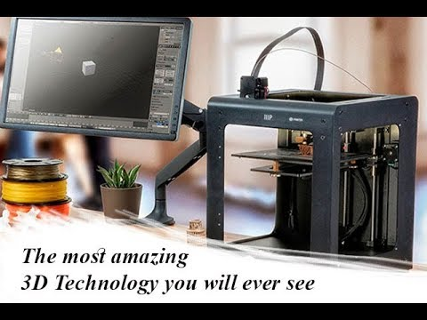 The most amazing 3D Technology you will ever see