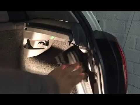 How To Manually Open A Fuel Cap On A Golf 5 In Case Of An