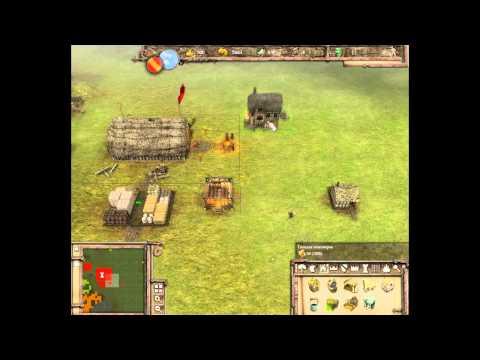 Давайте играть в Stronghold 3? [Серия 1 - Начнём же игру!]
