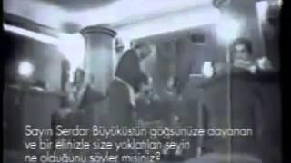ERBAKAN'ın, Kanal 7'de İfşa Ettiği Mason Ayini - 1997